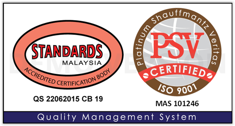 MS ISO 9001 2015